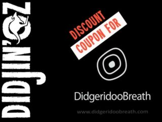 DidgeridooBreath DISCOUNT for Didjin'Oz