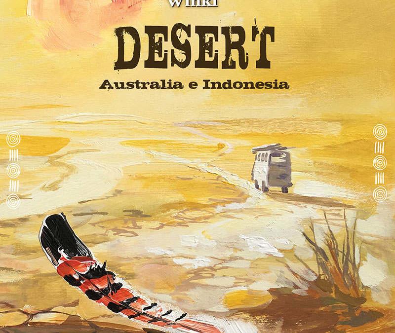 Desert – in nuovo libro di Winki