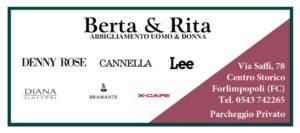 Berta & Rita 9x4 cm