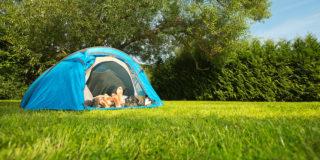 Prenotazione posto tenda