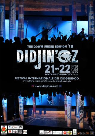 locandina Didjin'Oz 2020