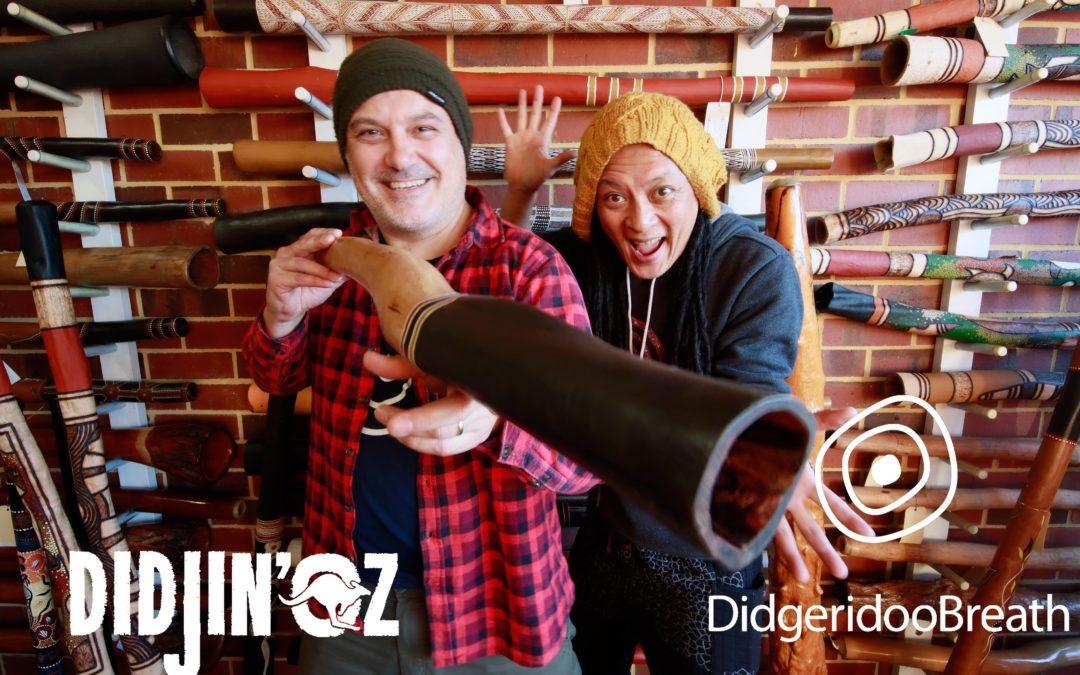 Estrazione Yidaki tra i partecipanti ai Workshops offerto da DidgeridooBreath