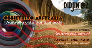 Obbiettivo Australia- l'Australia vista dai tuoi occhi.